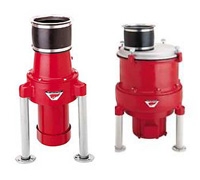 Red Goat waste disposers